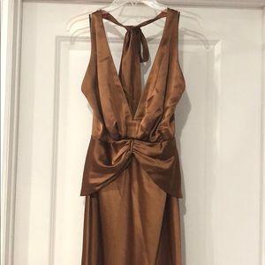 BRAND NEW ABS Allen Schwartz dress